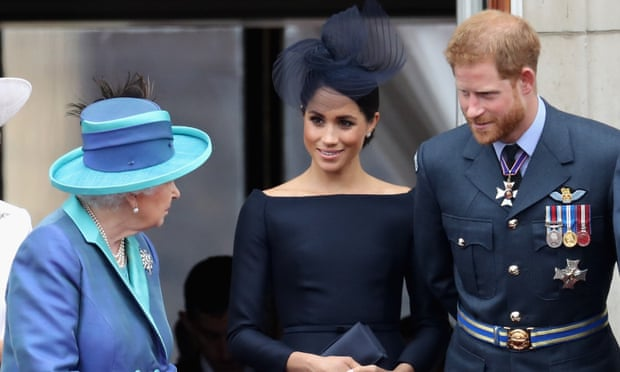 Meghan and Harrys story is quite the drama, but its no abdication crisis