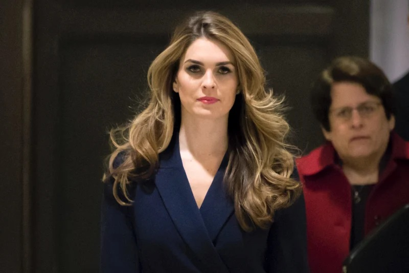 Hope Hicks to return to the White House after nearly two-year absence