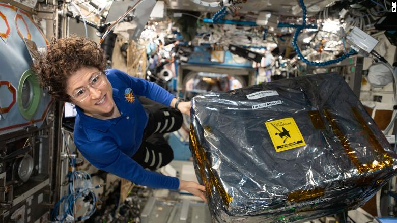 Astronaut Christina Koch lands back on Earth after a record-breaking 328 days in space. Heres what she did