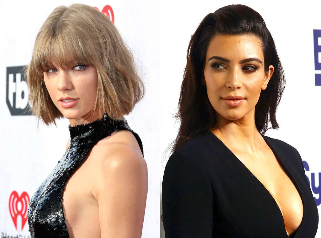 Taylor Swifts Publicist Responds to Kim Kardashians Claims