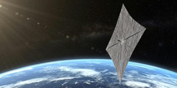 US spacecrafts solar sail successfully deploys