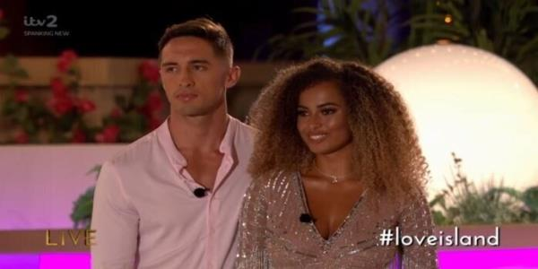 Love Island: Amber Gill And Greg OShea Crowned 2019 Winners In Close-Run Live Final