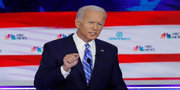 Joe Biden vows to ditch polite debate approach in second Democrat 2020 clash