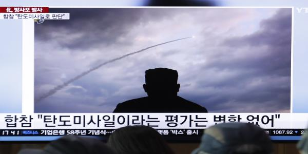 UK, France and Germany condemn North Korea missile launches