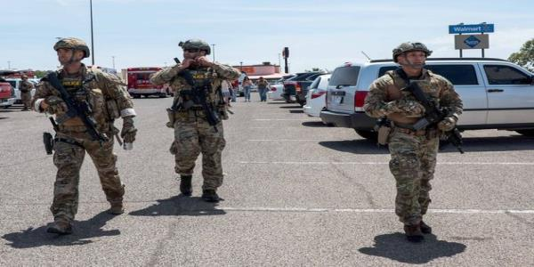 El Paso Shooting: Multiple Deaths Reported In Texas Walmart Incident