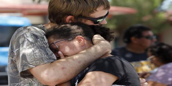El Paso shooting: Rampage at Texas shopping mall leaves 20 dead as suspect named