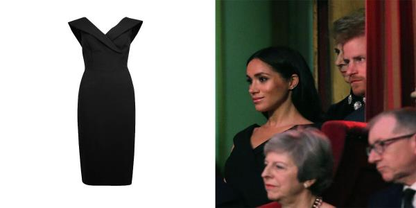 Meghan Markles £55 Marks & Spencer Dress Is Back In Stock – In All Sizes