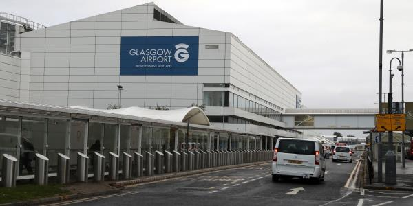 Glasgow Airport Pilots Forced To Take Action As Lasers Are Shone At Landing Planes