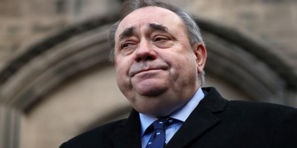 Alex Salmond Receives £500,000 In Legal Costs From Scottish Government After Unlawful Investigation