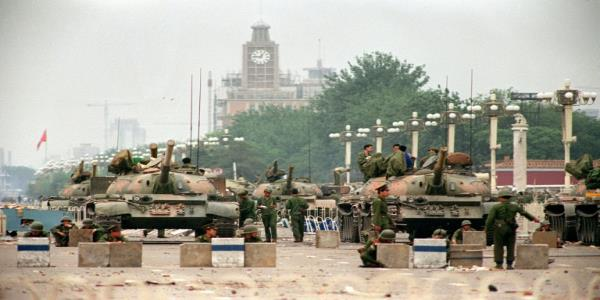 China media says Hong Kong response wont repeat Tiananmen