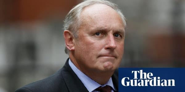 Paul Dacre to front TV series on Daily Mail and modern Britain
