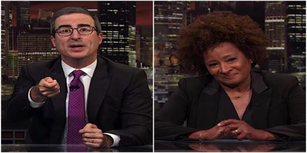 John Oliver lays bare the medical bias against women, black patients. Wanda Sykes offers Larry David as a solution