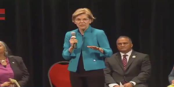 Elizabeth Warren apologized for her mistakes at the Native American Presidential Forum