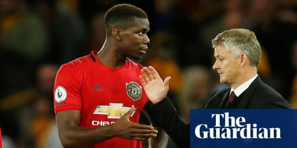 Solskjær to keep faith in Paul Pogba despite penalty miss – video