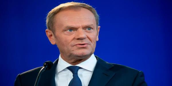 Donald Tusk Rejects Boris Johnsons Call To Scrap The Backstop