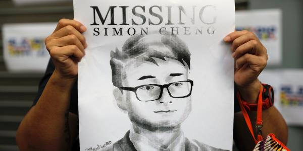 British Consulate Worker Who Went Missing In China Has Been Jailed