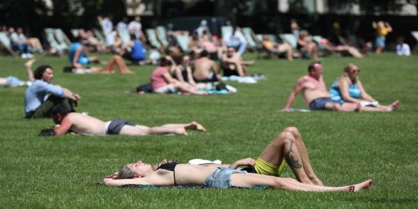 UK Weather Forecast: Remember Summer? Its Coming Back This Bank Holiday Weekend