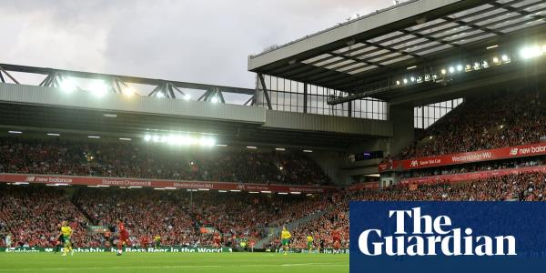 Liverpool reveal plan to increase Anfield's capacity beyond 60,000