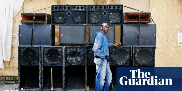 The sound systems of Notting Hill carnival: Ill stop when I cant walk