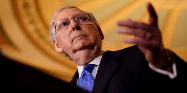 McConnell Warns Democrats against 'Radical' Plan to Snuff Out Legislative Filibuster
