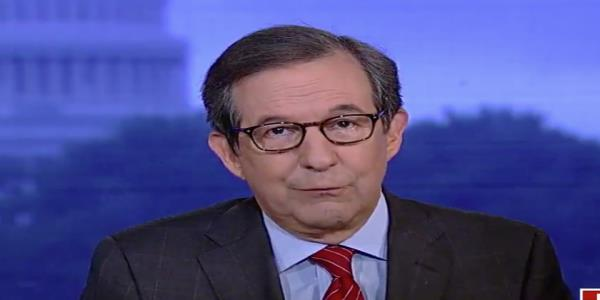 Fox News Chris Wallace dryly mocks Trump for flailing around