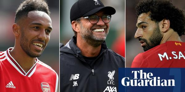 Real speed up front – wow!: Klopp on Liverpools clash with Arsenal – video