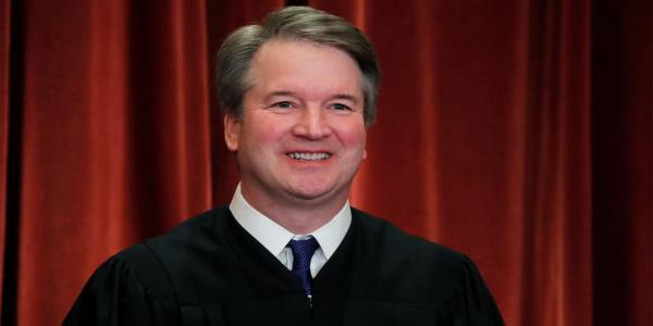 Kavanaugh's High-School Classmate Sues HuffPost for Defamation