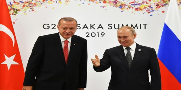 Turkeys Erdogan to visit Moscow after convoy hit in Syria