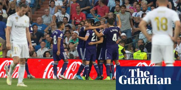 European roundup: Guardiola stuns Madrid with late Valladolid equaliser