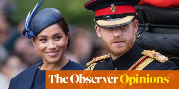 Sure, defend Meghan Markle from racists, but let's not bow to the monarchy | Kenan Malik