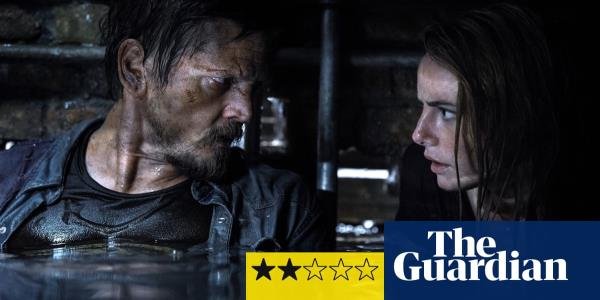 Crawl review – slight B-movie horror