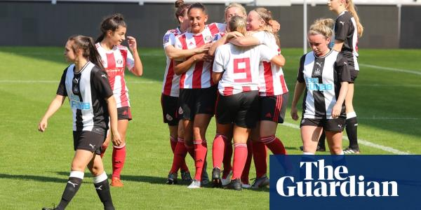 Sunderland Ladies given new hope in bid to return from football's margins