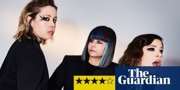 Sleater-Kinney: The Centre Wont Hold review | Ben Beaumont-Thomass album of the week