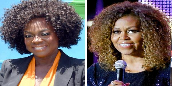 Viola Davis to Play Michelle Obama in 'First Ladies' Series in the Works at Showtime