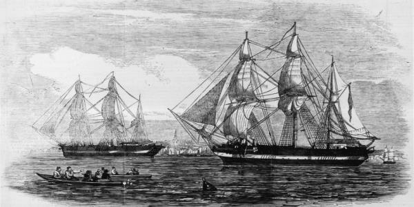 Researchers discover remarkably well-preserved artifacts aboard the sunken HMS Terror