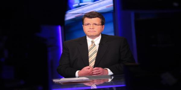 Fox News Neil Cavuto rattles off a long list of Trumps falsehoods on air
