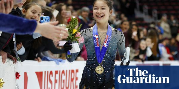 Alysa Liu becomes first US woman to land quadruple lutz in Junior Grand Prix win