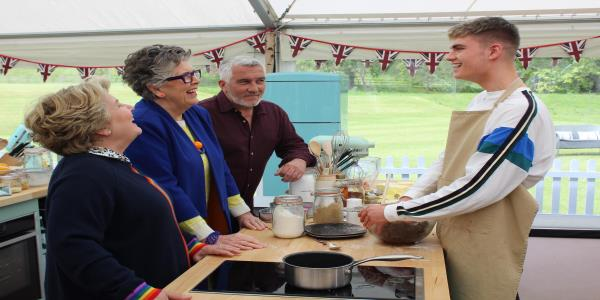 Great British Bake Off: Jamie Took Everyone On A Rollercoaster Of Emotions During Biscuit Week