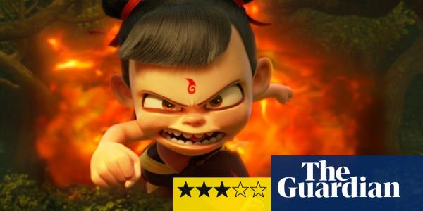Ne Zha review – scary demon-child animation