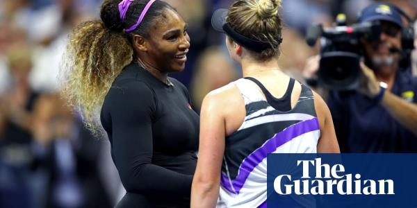 Serena Williams overwhelms Elina Svitolina to reach 10th US Open final