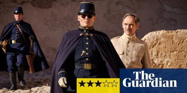 Waiting for the Barbarians review – Johnny Depp turns up the heat in the desert