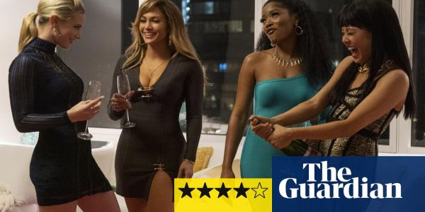 Hustlers review – J-Los stealing strippers saga is a vicarious thrill