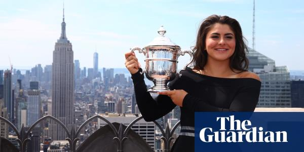 Bianca Andreescu sees a remarkable vision come true at US Open