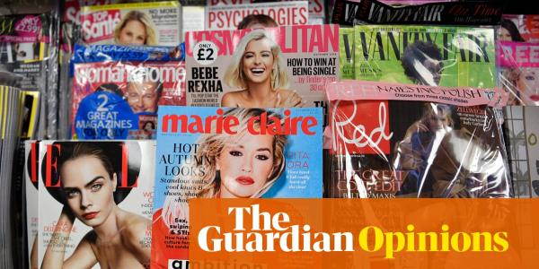 Marie Claire wasn't all fluff. It filled a crucial gap in women's lives | Gaby Hinsliff