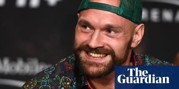 Tyson Fury: Wilder rematch talk can wait until Ive finished partying in Vegas – video