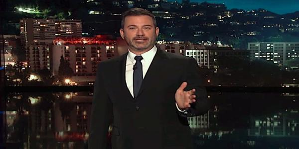 Jimmy Kimmel recaps 2 weeks of Trump madness, savages Mike Pences Ireland junket at Trumps resort