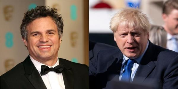 Mark Ruffalo Takes Down Boris Johnsons Incredible Hulk Brexit Metaphor
