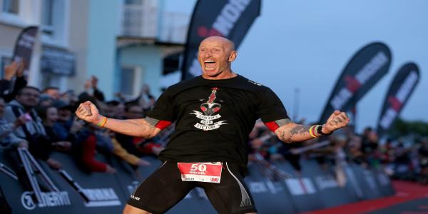 Gareth Thomas Completes Mammoth Ironman Challenge A Day After Revealing HIV Status