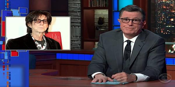 Stephen Colbert and Conan OBrien pay tribute to the late, great Ric Ocasek