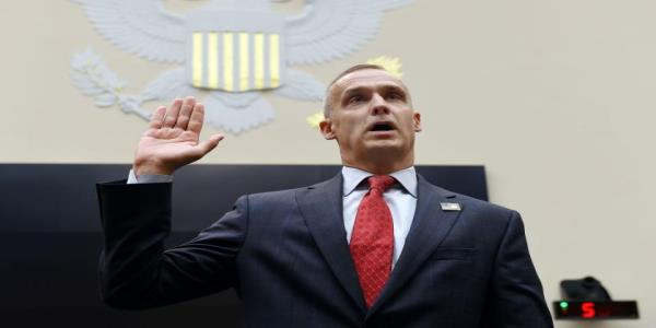 Corey Lewandowski trolls Democrats while heaping praise on Trump in chaotic congressional hearing